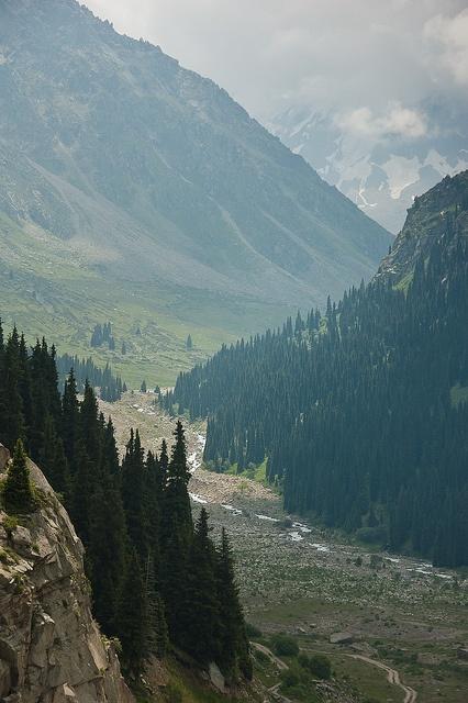 Forbidden Valley (Almaty, Kazakhstan) by berik, via Flickr