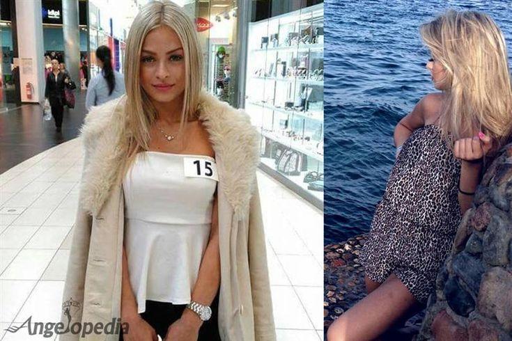 Kristýnka Kubícková Czech Miss 2016 Finalist