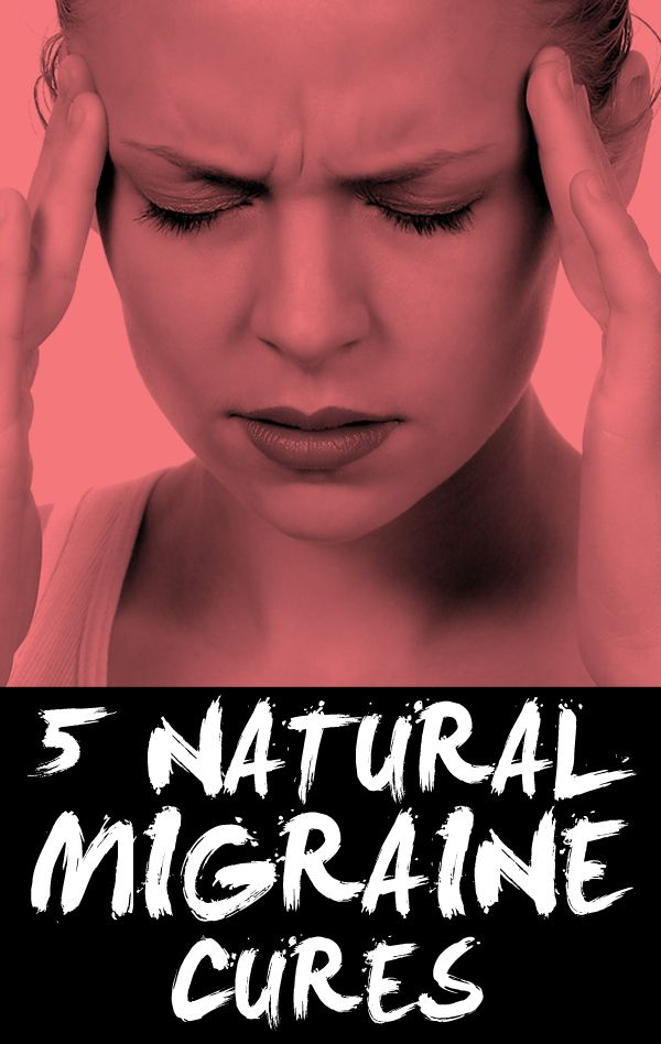 Natural Remedy For Migraine With Aura