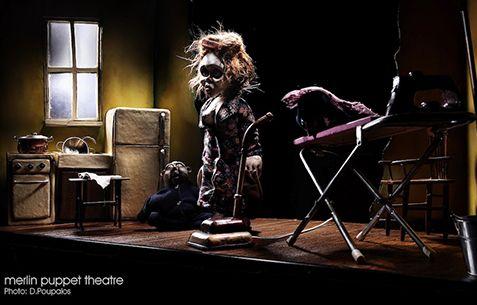 Οι Merlin Puppet έρχονται στην Αθήνα