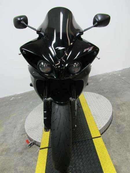 Used 2009 Yamaha YZF R1 Motorcycles For Sale in Michigan,MI. 2009 Yamaha YZF R1, Used 2009 Yamaha R1 Crotch Rocket<br><br>Used 2009 Yamaha R1 Crotch Rocket for sale only $7,900! Under Yamaha Factory warranty until August 25, 2017! Sharp Raven Edition R1 will all the extras. Carbon Fiber Exhaust, Frame Sliders, fender Eliminator Kit with L.E.D Integrated Turn signals, Flush mount Front Turn signals, tinted windscreen and more! Tear up the Street on this low mileage, warranted R1 with all the…