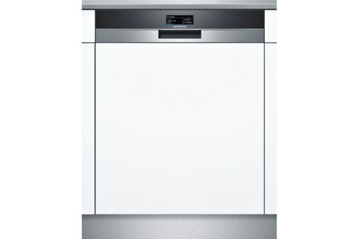 Siemens,  Dishwasher Fully Integrated Built Under, Integrateable - iQ700, SN578S03TE, Wishkarma.com