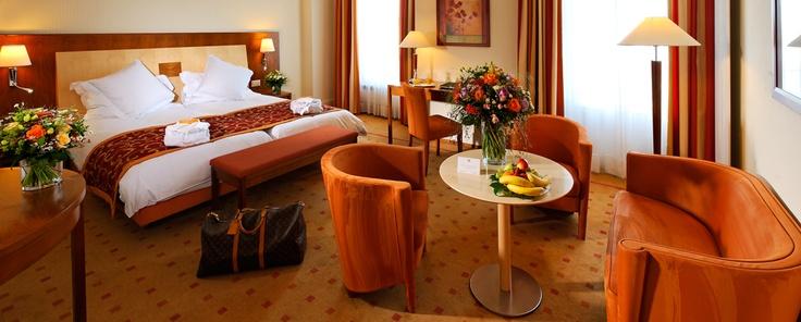 Hotel de la Paix, Lausanne Switzerland