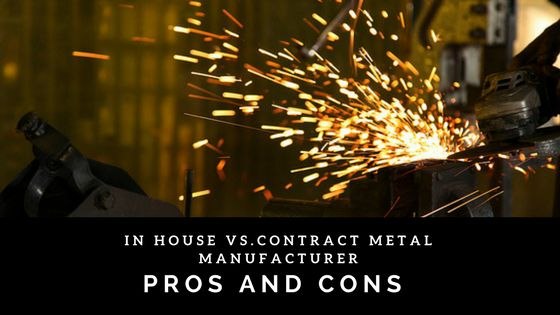 Outsourcing your metal fabrication to a contract metal manufacturer allows you to focus more on your core OEM manufacturing processes.