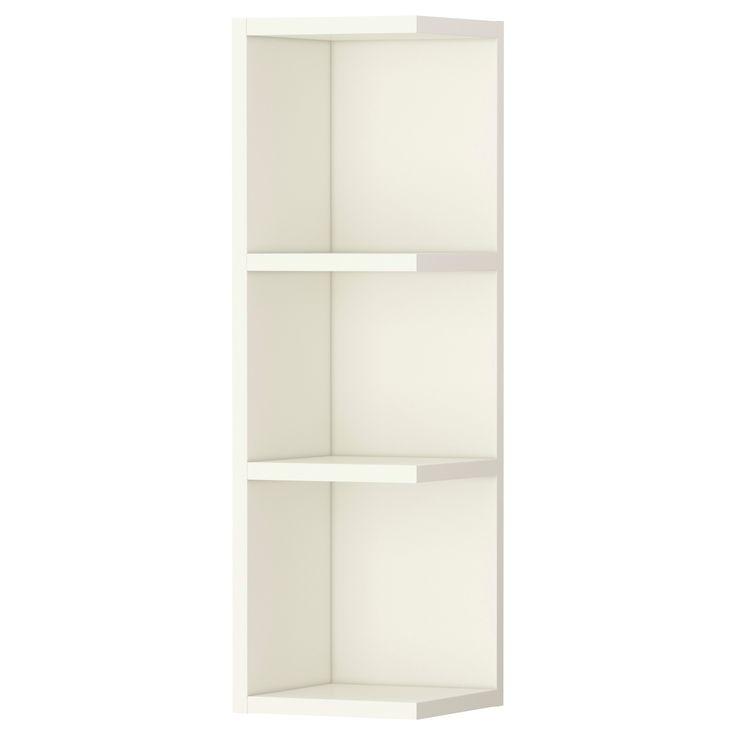LILLÅNGEN Étagère de finition - blanc - IKEA 19 Eur