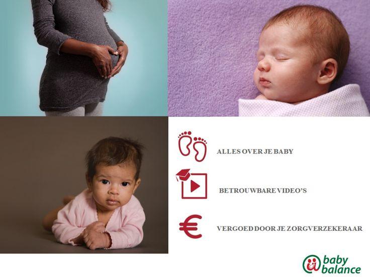 Video-ondersteuning voor ouders van pasgeboren baby's. Vergoed door de zorgverzekeraar!