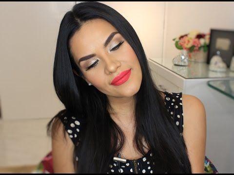 Maquillaje Neutral / Colourpop/ Morphe   Mytzi Cervantes - YouTube