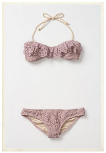 anthropology cute bathing suits