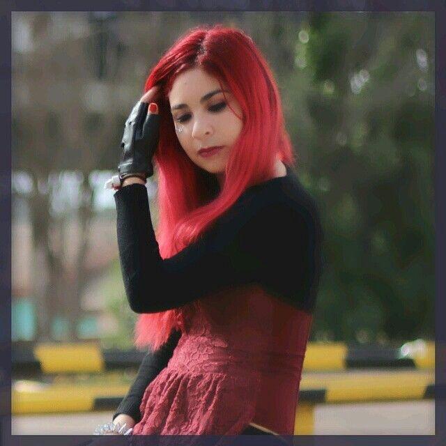 #girl #redhair