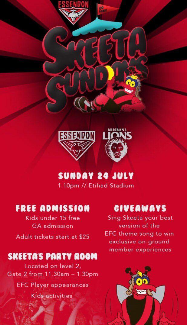 Essendon Bombers AFL