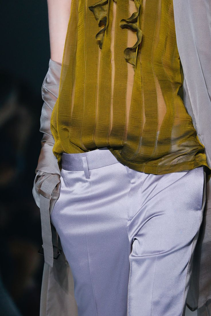 Haider Ackermann Spring 2015 Ready-to-Wear - Details - Gallery - Style.com