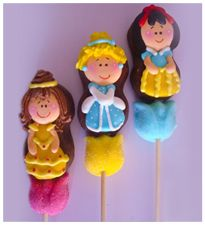 princesas by productos D-dulce