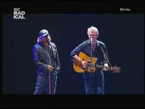 Glen Hansard  Eddie Vedder -  Drive all Night...Don't cry nowwww, Don't cry nowwww
