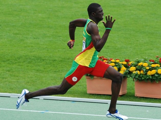 World Champion Sprinter Kirani James's Secret for Success