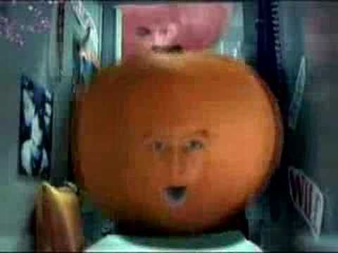 Fruit Gushers Commercial......made me so disappointed that my head never turned into a piece of fruit.