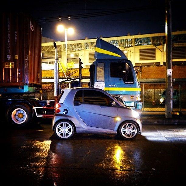 Instagram Photo By Smartcarbangkok Smartcar Fortwo BRABUS Bangkok City