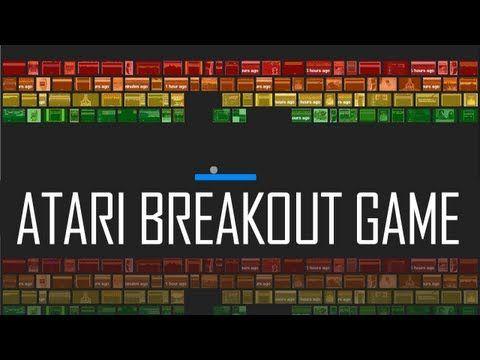 What is Atari Breakout game?  https://ataribreakoutgame.wordpress.com/2016/06/24/what-is-atari-breakout-game/ #Atari_Breakout_Game #Atari_Breakout #Play_Atari_Breakout