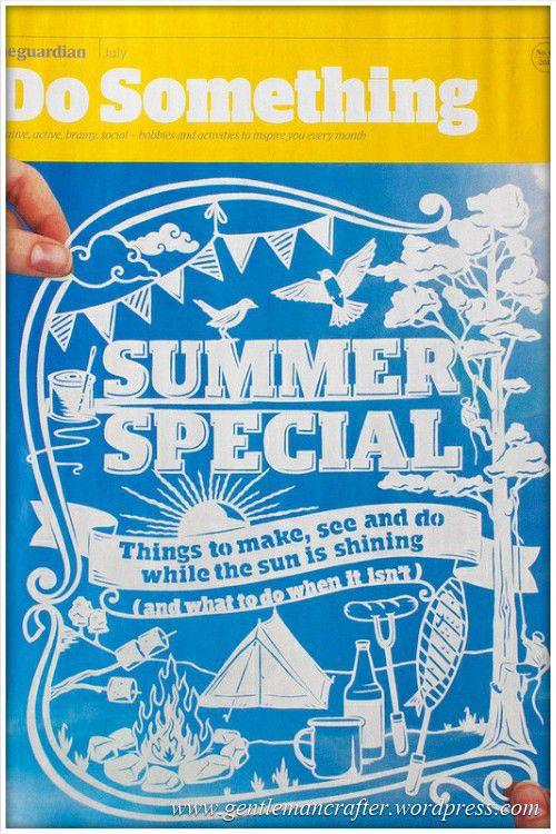 Worldwide Wednesday - Julene Harrison Paper Artist - Summer Special