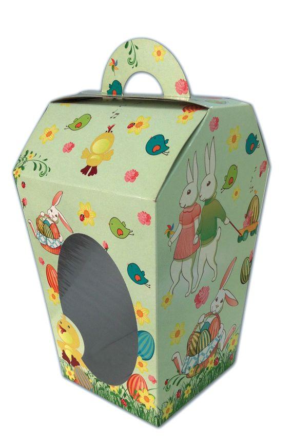 Συσκευασία για πασχαλινά αυγά