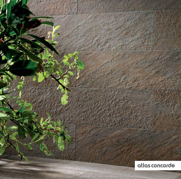 #TRUST titanium | #AtlasConcorde | #Tiles | #Ceramic