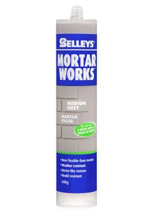 how to use selleys mortar works
