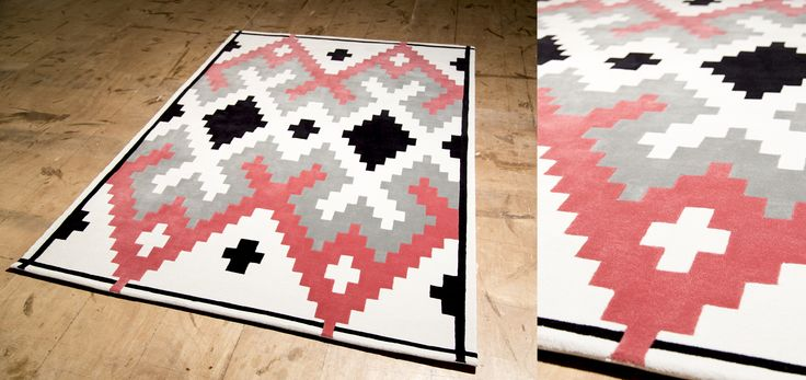 Mellow Rug by Dare to Rug  Available dimensions: 1.2 x 1.7 m; 1.7 x 2.4 m Manufacturing technique: Hand Tufted Fiber content : 100% New Zealand wool Total height aprox.: 20 mm Backsizing : Cotton  #daretorug #handtufted #rug #interiordesign