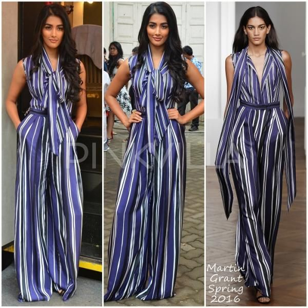 Yay or Nay : Pooja Hegde in Martin Grant and Roland Mouret | PINKVILLA