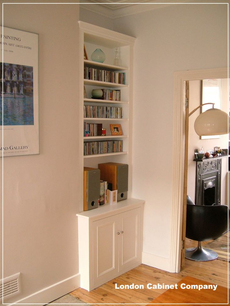 11 Best Images About Alcove Cupboards Shelves On Pinterest Shelves Door Frames And On The Side