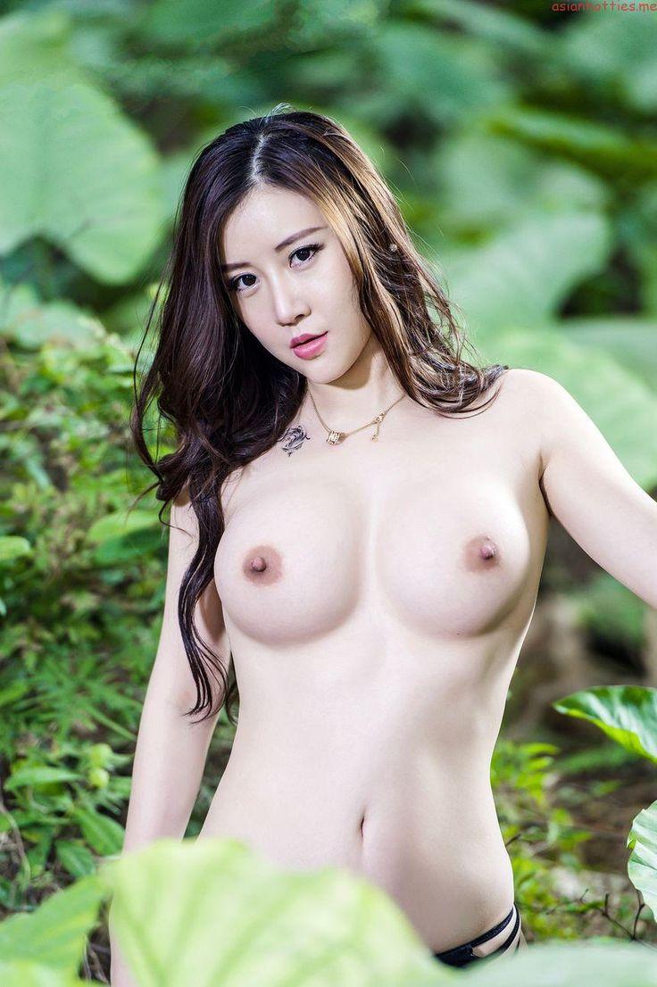 Wang Wan Yu Tuigirl Bigtits Chinese Models Nude Outdoor -6204