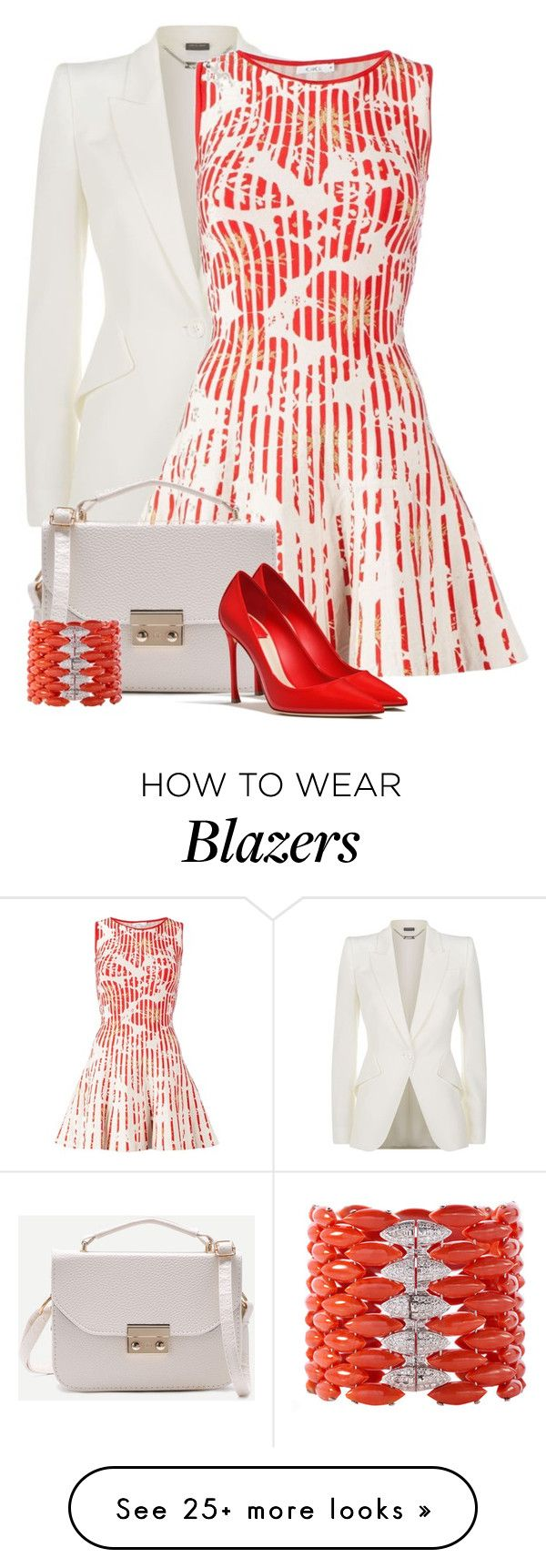 """Untitled #6283"" by cassandra-cafone-wright on Polyvore featuring Alexander McQueen and Gig"