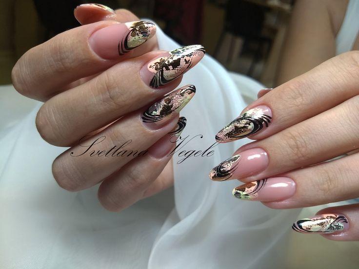 аудиторией светлана вегель фото ногтей инстаграмм лиф платья выполнен
