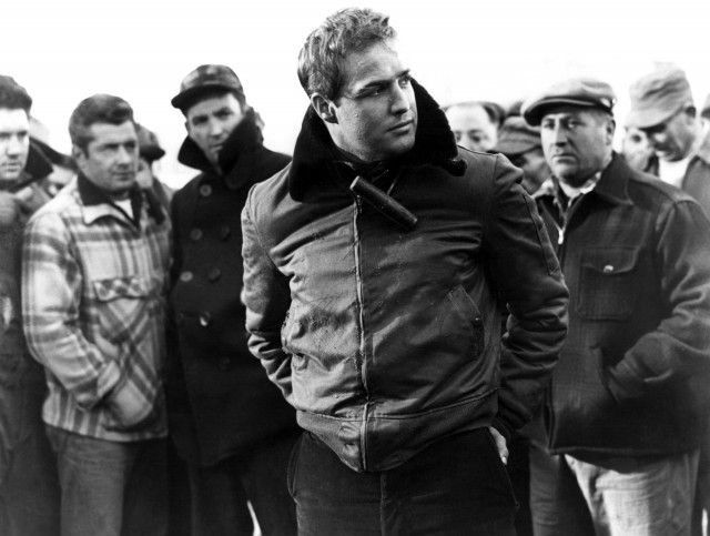 Scandals of Classic Hollywood: Marlon Brando's Dirty Dungarees | The Hairpin