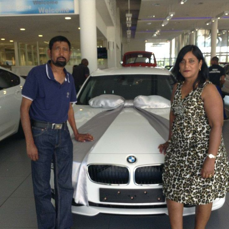 Mr and Mrs Naidoo