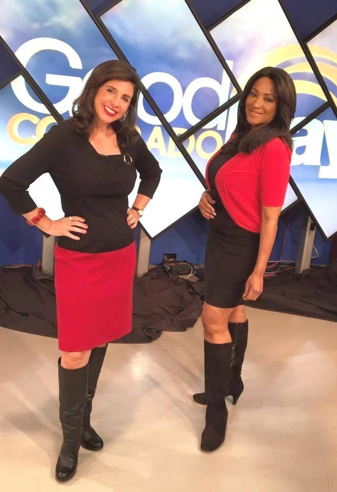THE APPRECIATION OF BOOTED NEWS WOMEN BLOG : THE CHRISTI