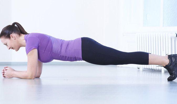 """Víte, že je možné změnit své tělo během pouhých pár minut denně? Ale je třeba vytrvat. Krásné a pevné figury můžete dosáhnout pomocí cviku, kterému se říká """"plank"""", tedy prkno."""