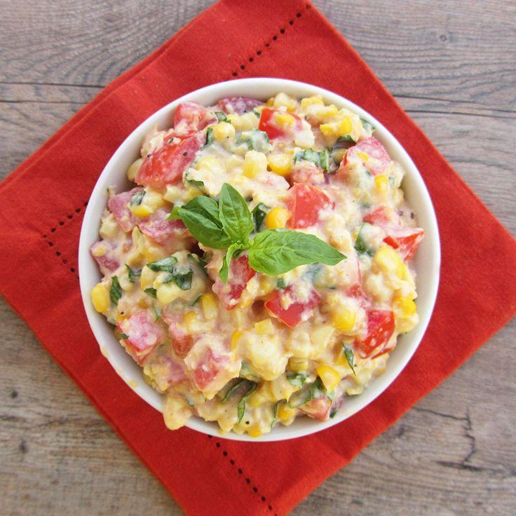Fresh Corn, Poblano, And Cheddar Pizza Recipe — Dishmaps