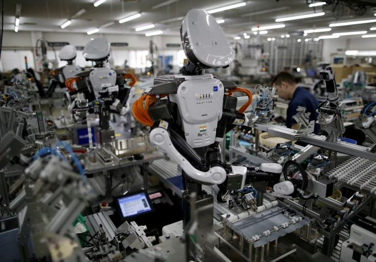 Desperate to overcome Japan's growing shortage of labor, mid-sized companies are planning to buy robots and other equipment to automate a wide range of tasks, including manufacturing, earthmoving and hotel room service.