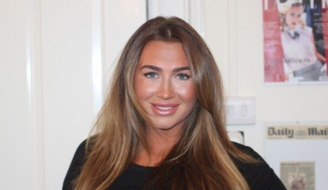 Lauren Goodger Is Back With Her Ex-Boyfriend And Posting Pics