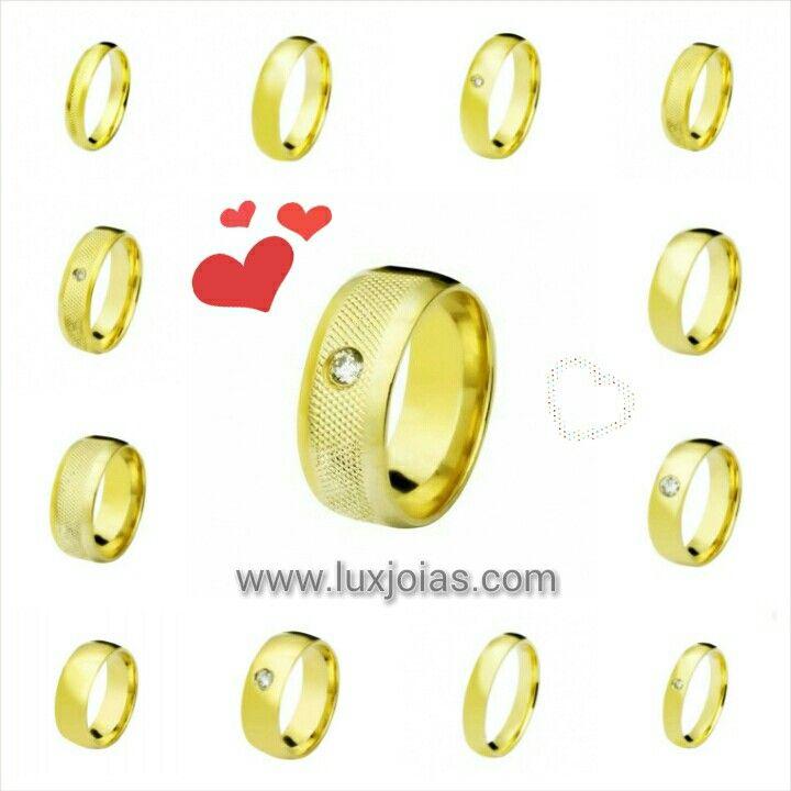 Varejo: http://www.luxjoias.com/aliancas-folheado-ouro-c-187_282.html Atacado/Fabrica: http://catalog.luxjoias.com/aliancas-folheado-ouro-c-187_271.html  Siga-nos: http://www.facebook.com/luxjoias http://instagram.com/luxjoias  #aliancas #folheadoaouro #namoro #compromisso #amor #paixao #love #eterno #luxo #joias #vida #familia #prosperidade #uniao #sucesso #amizade #proposta #linda #saopaulo #zonasul #ipiranga #presente #especial #apaixonados #rainha #princesa  - Frete Grátis - Garantia de…