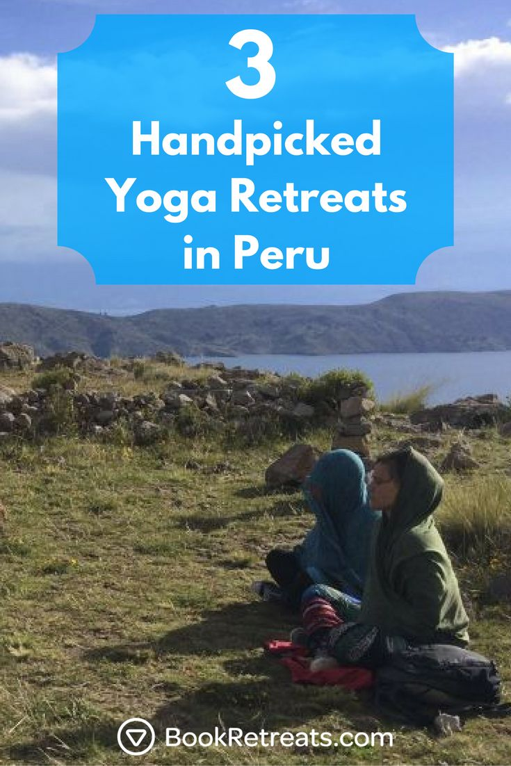 Have you ever been to magical Peru? Go discover what all of that spiritual energy is about (and see some spectacular sights too)! Click to see more holidays in Peru scheduled for this year.  #yogaretreat #travel #peru #holiday