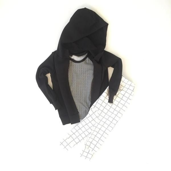 The Hooded Cardigan