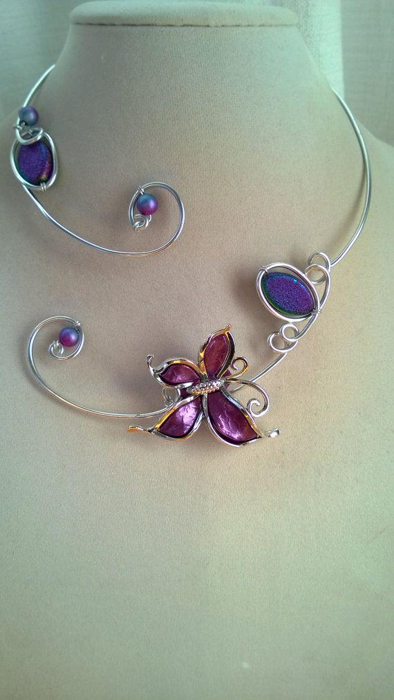 FREE GIFT  Free earrings  wedding jewelry Purple jewelry