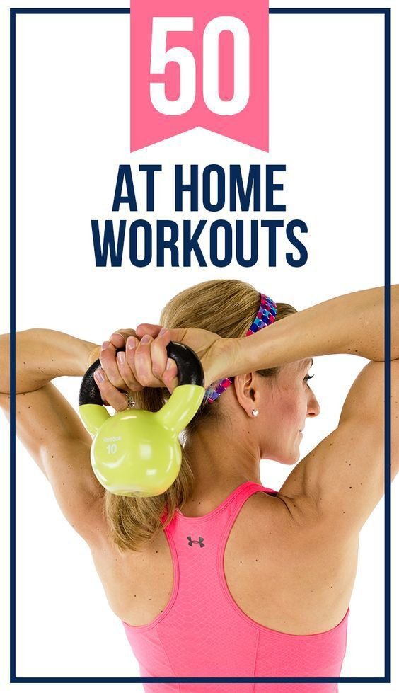Watch any of these 50 at home workouts and you'll start losing weight quickly!