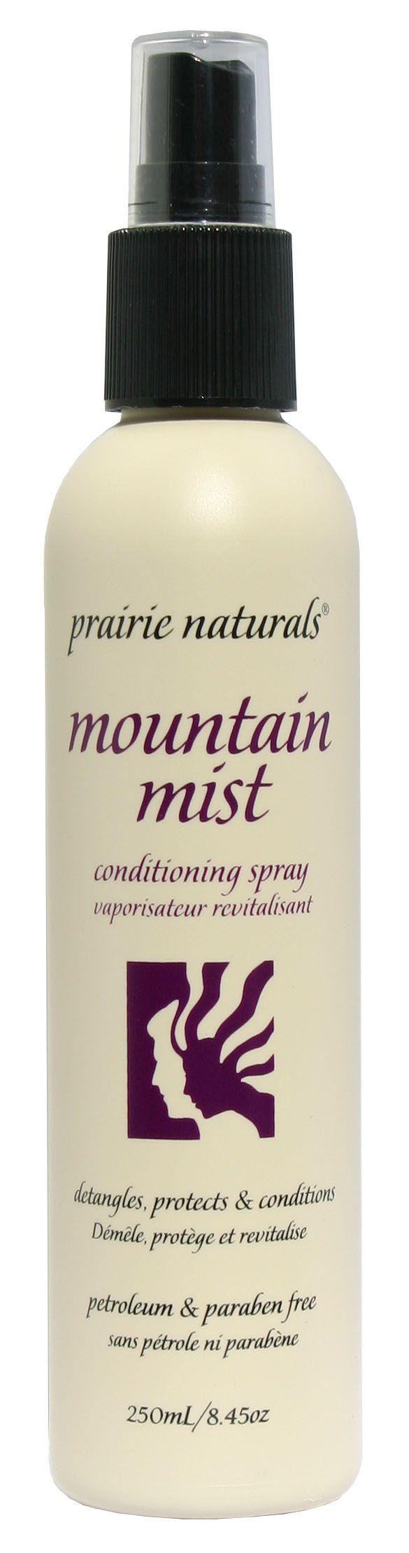 Mountain Mist Conditioning Spray- Read more at: www.prairienaturals.ca