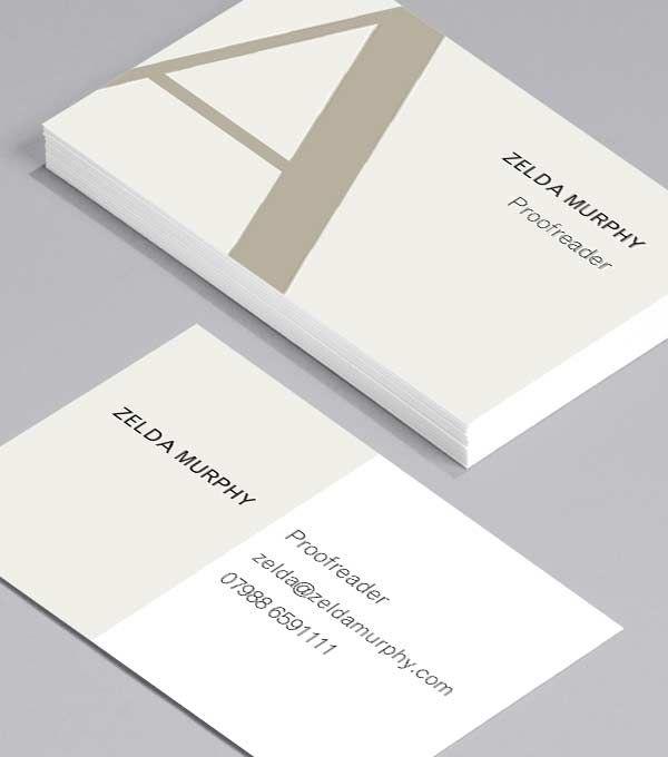Customisable Business Cards Design Templates Moo Uk Business Card Template Design Template Design Business Card Design