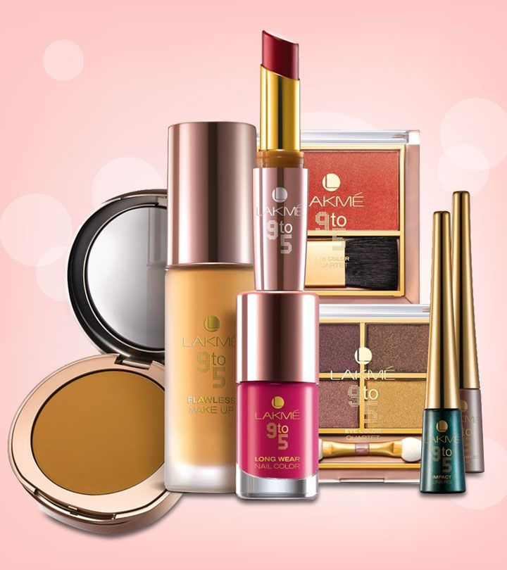 Top 10 Lakme Products For Your Bridal Makeup Kit Top Makeup Products Lakme Makeup Kit Makeup Kit