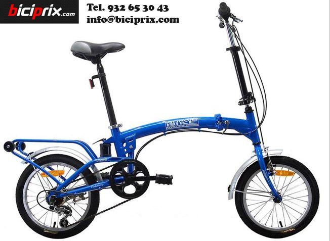 bicicletas plegables baratas - 50% descuento