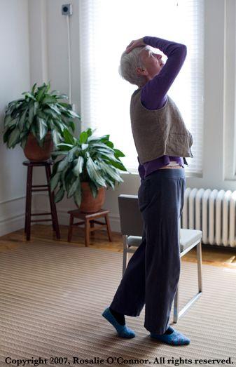 Anti-Exercise for the Older and Wiser - The Feldenkrais Method of Somatic Education
