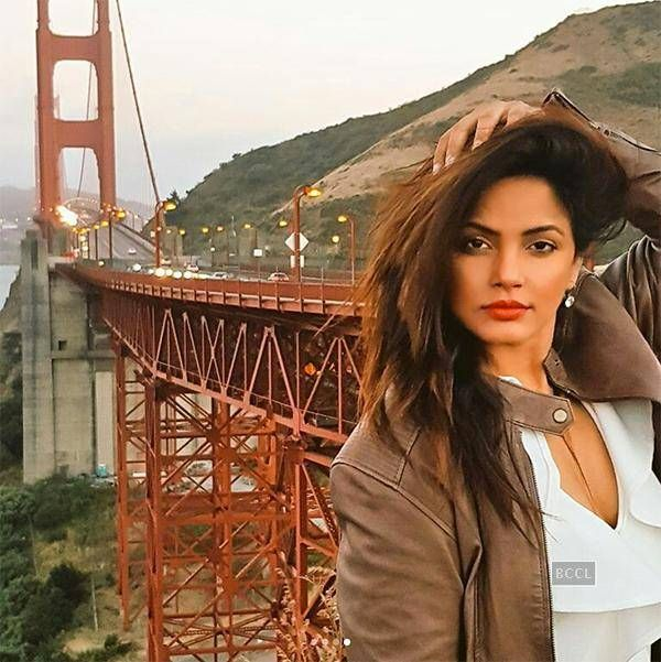 Neetu Chandra took to social networking sites to share few photos from her holiday. (Photo: Instagram)