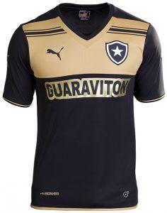 Puma lança as novas camisas do Botafogo - http://www.colecaodecamisas.com/novas-camisas-botafogo-puma-2014/ #colecaodecamisas #FuiEscolhido, #Botafogo, #Puma